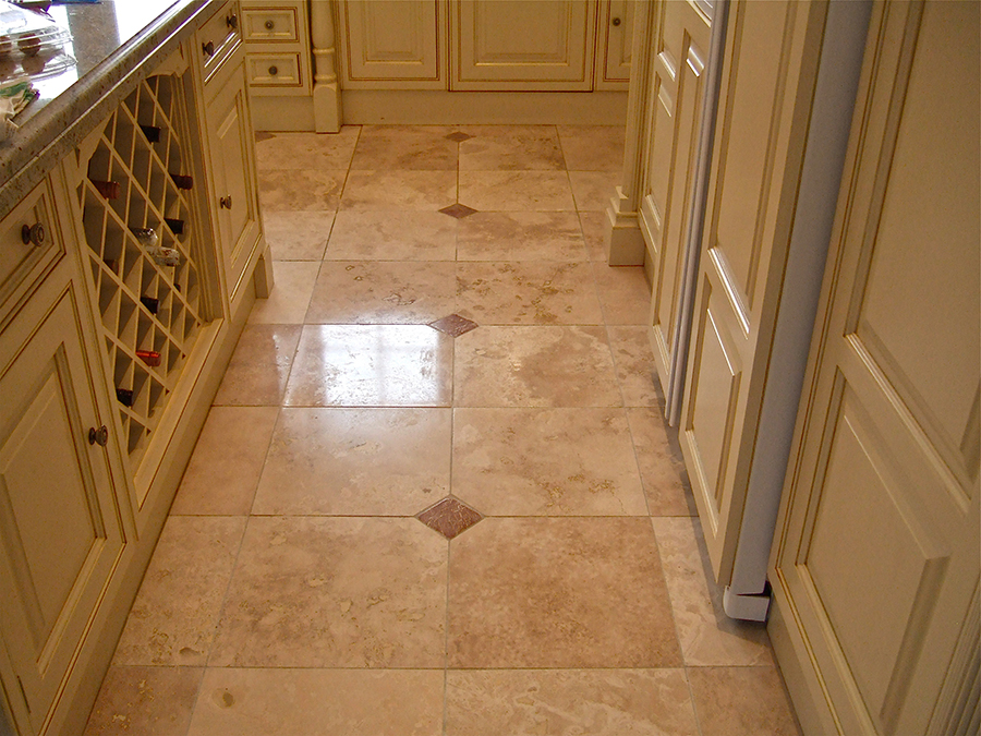 Marble floor tile restoration | The Floor Restoration Company