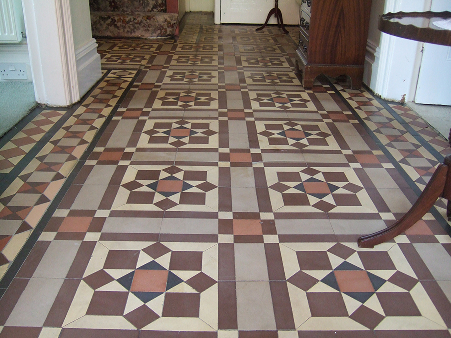 Quarry Tiled Floor Restoration The Floor Restoration Company