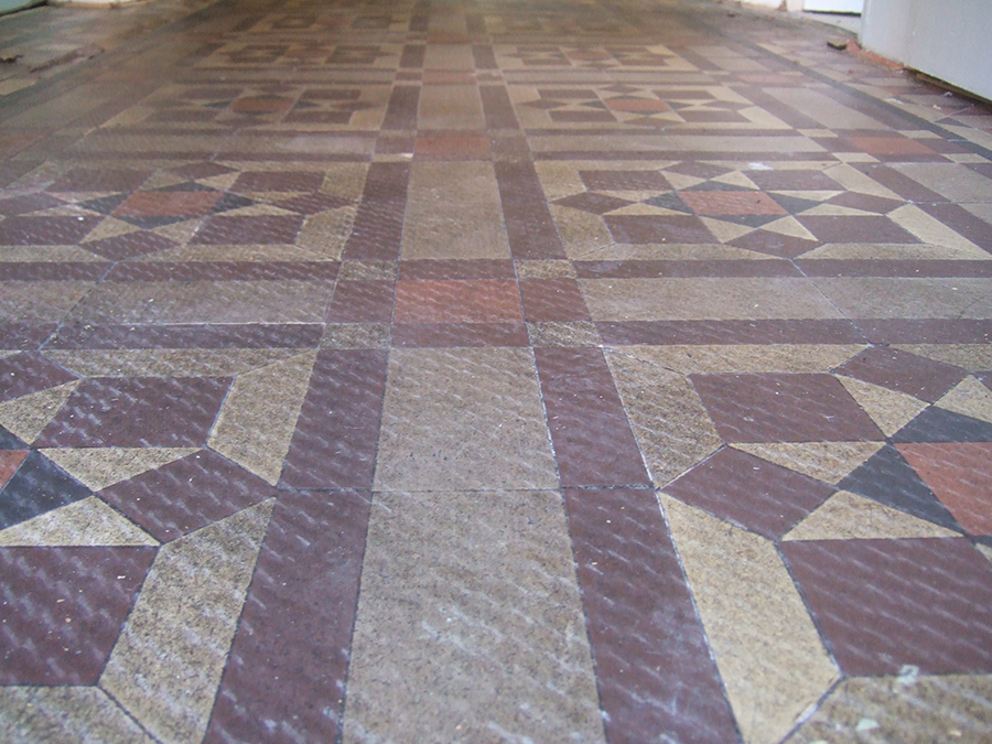 Quarry tiled floor restoration |The Floor Restoration Company|
