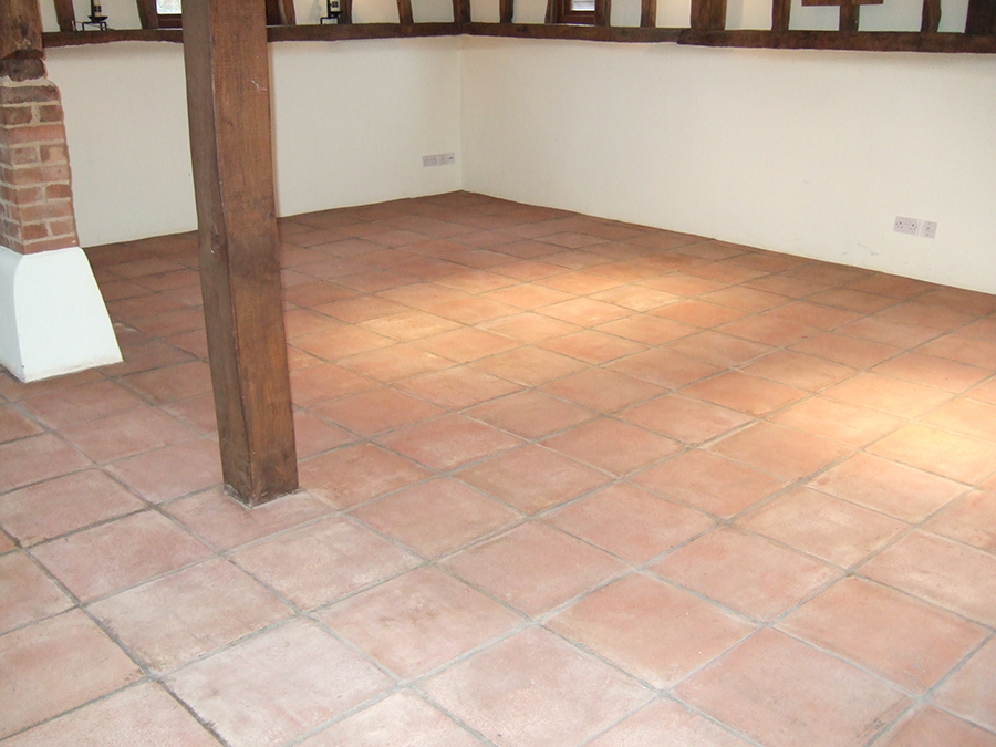 Terracotta Floor Restoration The Floor Restoration Company