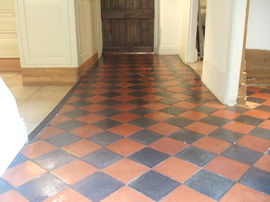 Victorian Quarry Floor Tile Restoration Specialists The Floor