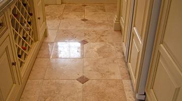 Modern floor restoration
